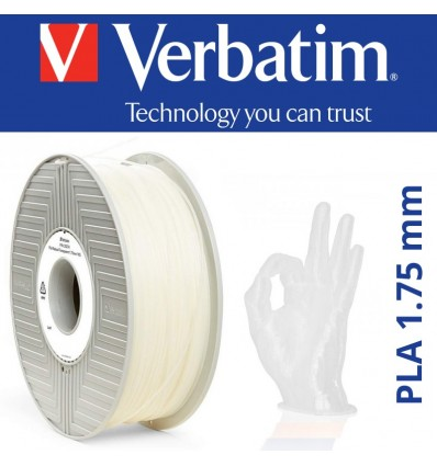 Verbatim bobine 1.75 mm Naturel 1kg