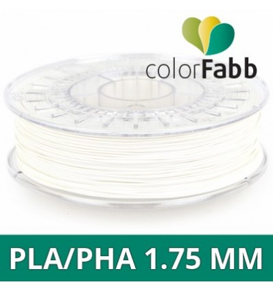PLA ColorFabb - 1.75 mm Blanc