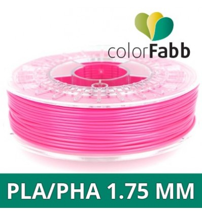 "PLA ColorFabb 1.75 mm Rose Fluo ""Fluorescent Pink"""