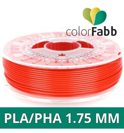 "PLA 1.75 mm ColorFabb Rouge Feu ""Traffic Red"""