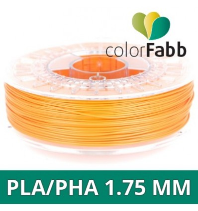 "Fil PLA 1.75 mm ColorFabb Orange ""Dutch Orange"""