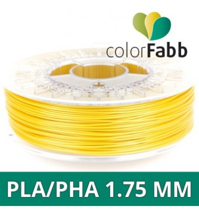 "Bobine PLA ColorFabb - 750g 1.75mm Or ""Olympic Gold"""
