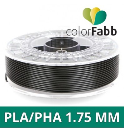 "Filament 1.75 mm Noir ""Standard Black"" PLA / PHA - ColorFabb"