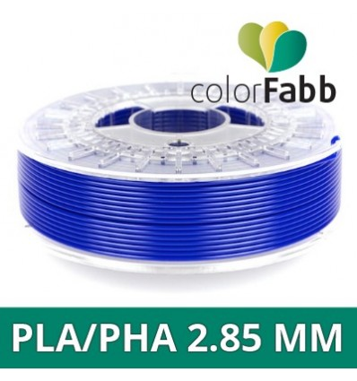 "Filament ColorFabb PLA / PHA - 1.75 mm Bleu marine ""Ultra Marine Blue"""