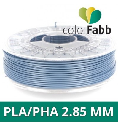 "Filament 1.75 mm PLA / PHA ColorFabb Bleu Gris ""Blue Grey"""