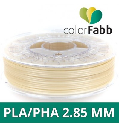 PLA / PHA ColorFabb - 1.75 mm Naturel