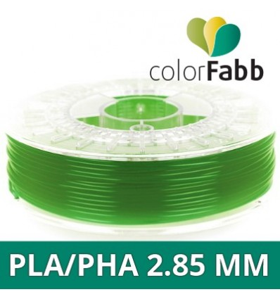 "ColorFabb 1.75 mm - Vert Transparent ""Transparent Green"" PLA"