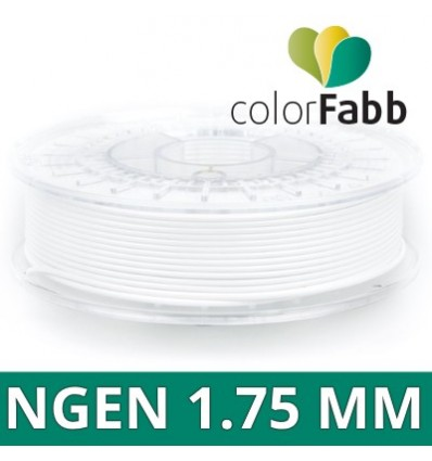 Filament nGen ColorFabb - 1.75 mm Blanc