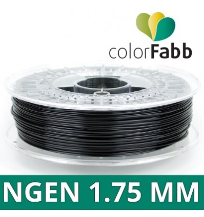 nGen ColorFabb - 1.75 mm Noir