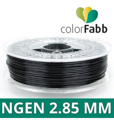 nGen filament ColorFabb - 2.85 mm Noir