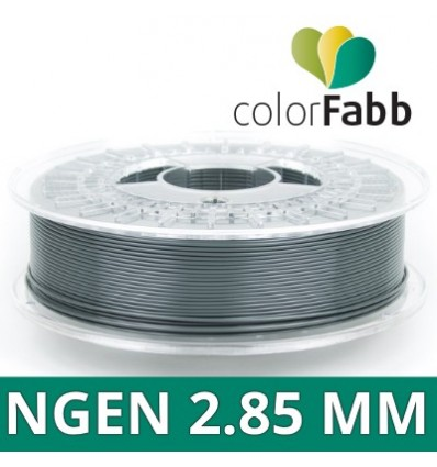 nGen ColorFabb - 2.85 mm Gris