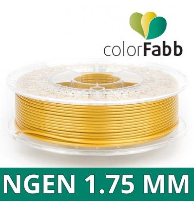 Filament nGen ColorFabb - 1.75 mm Argent