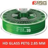 Bobine HDGlass 2.85 mm - See through green FormFutura