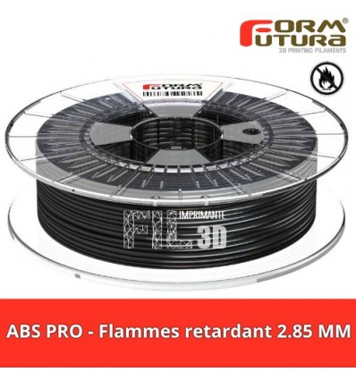 ABS retardant de flammes - FormFutura 2.85 mm