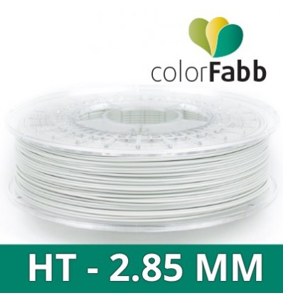 Fil HT Colorfabb - 2.85 mm Gris Clair 700g