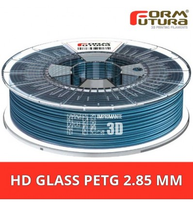 PET / HDGlass - Blinded Pearl Blue 2.85 mm FormFutura