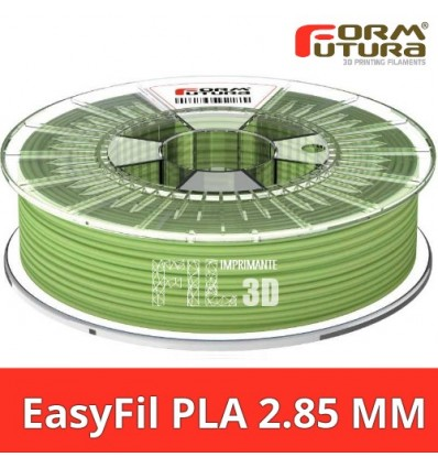 PLA FormFutura EasyFil Light Green 2.85 mm - 750g