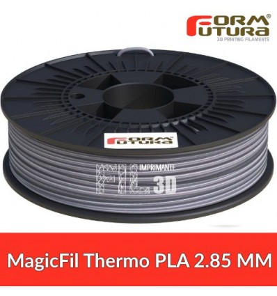 MagicFil FormFutura Thermo PLA - Gris 2.85 mm 500g