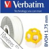 Fil fusible BVOH Verbatim 1.75 mm - 500 g