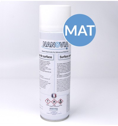 Solution de lissage Mat Nanovia NV-S22MC - 500 ml