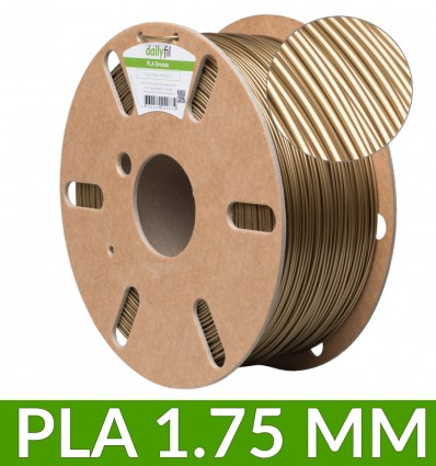 PLA dailyfil Bronze - 1.75 mm 1Kg
