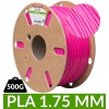 500g PLA dailyfil - Magenta 1.75 mm