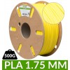 Fil PLA dailyfil Jaune - 1.75 mm 500g