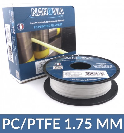 Filament PC/PTFE 1.75 mm Nanovia - 500g
