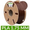 Bobine 1Kg PLA dailyfil - 1.75 mm Marron