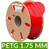 Filament PET-G Rouge - 1kg dailyfil