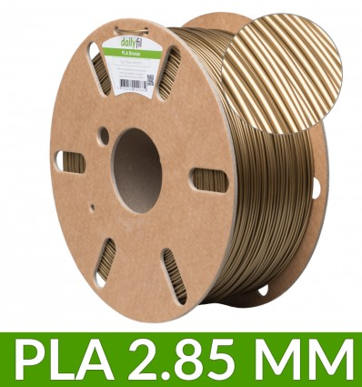 Dailyfil PLA Bronze - 2.85 mm 1Kg