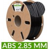 Bobine ABS Noir dailyfil - 2.85 mm 1Kg