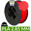 Fil PLA 2.85 mm rouge dailyfil - 2.3 kg