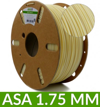 Bobine ASA 1.75 mm naturel dailyfil - 1kg