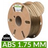 ABS Bronze dailyfil - 1.75 mm 500g