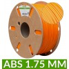 Filament dailyfil Orange - ABS 1.75 mm 1Kg