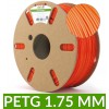 FIl petg orange 1.75 mm - 1 kg dailyfil
