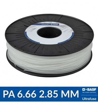 BASF Ultrafuse PA : filament nylon PA6/66 2.85 MM - 750G