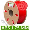 Filament ABS dailyfil 50g - Rouge 1.75 mm