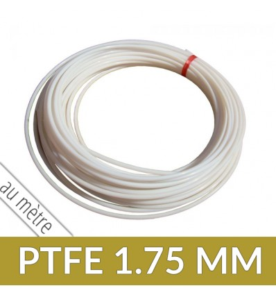 Tube PTFE pour extrudeur 1.75 mm