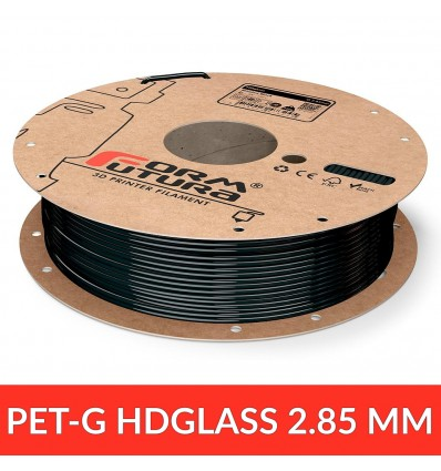 "HDGlass ""blinded black"" 2.85 mm FormFutura"