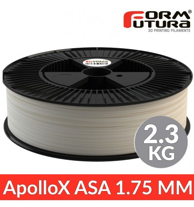 Consommable ApolloX FormFutura - 1.75 m Blanc Crème 2.3kg