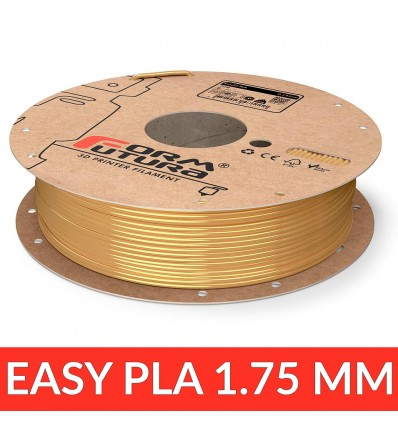 Consommable PLA Gold EasyFil FormFutura 1.75 mm