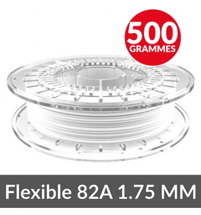 FILAFLEX Original 82A blanc 1.75 mm 500g - Recreus