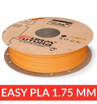 Bobine PLA EasyFil Orange 1.75 mm FormFutura