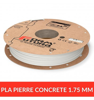 StoneFil Concrete filament pierre Formfutura 1.75 mm 500g