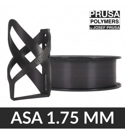 Filament ASA 1.75 mm Prusament Galaxy Black - 850g