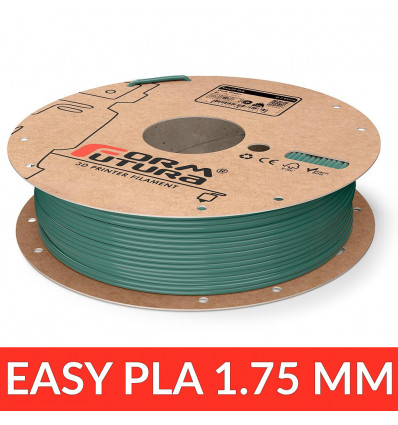 Fil PLA FormFutura EasyFil Dark Green 1.75 mm