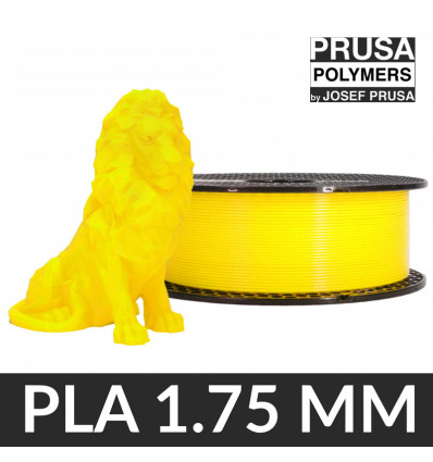 Prusament PLA Pineapple Yellow 1kg 1.75 mm