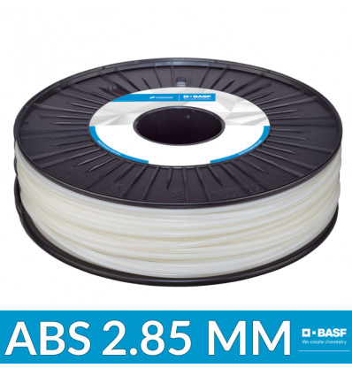 Fil professionnel ABS Naturel BASF Ultrafuse - 2.85 mm 750g